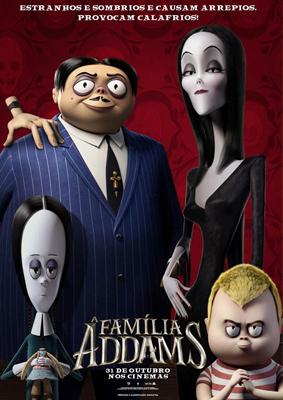 A Família Addams - 3D (Dub)