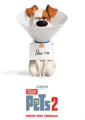 Pets – A Vida Secreta dos Bichos 2 (Dub)