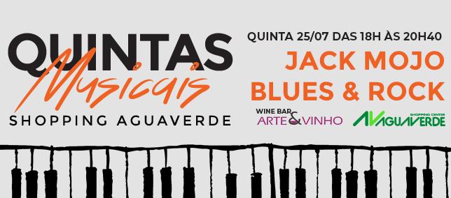 Quintas Musicais - 25/07/2019
