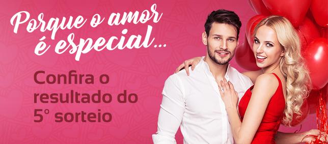 """Promoção """"Porque Você É Especial"""" - Resultado do 5º Sorteio"""
