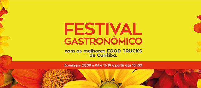 Confira os food trucks que participarão do Festival da Primavera