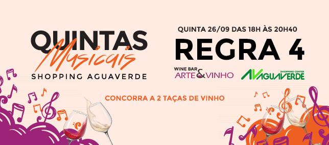 Quintas Musicais - 26/09/2019