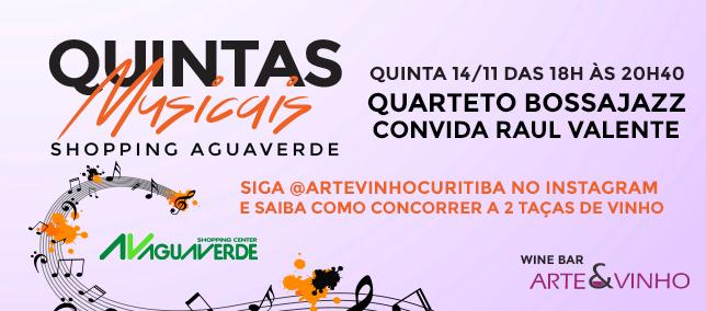 Quintas Musicais - 14/11/2019