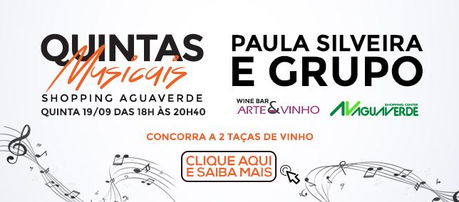 Quintas Musicais - 19/09/2019