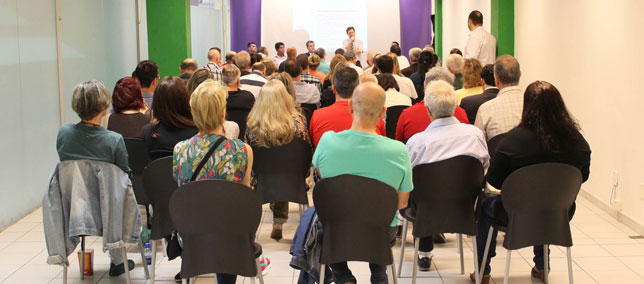 Shopping AguaVerde sediou mais uma reunião mensal do Conseg