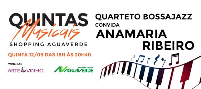 Quintas Musicais - 12/09/2019
