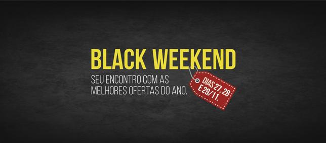 Vem para o Black Weekend AguaVerde