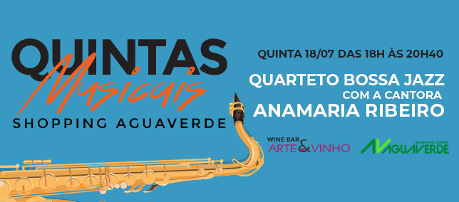 Quintas Musicais - 18/07/2019