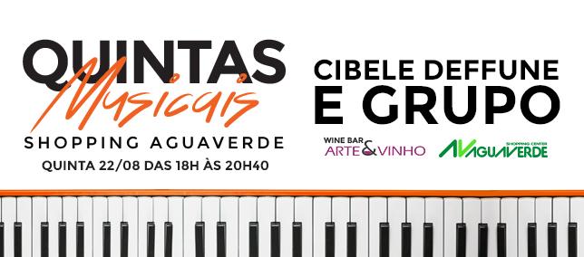 Quintas Musicais - 22/08/2019
