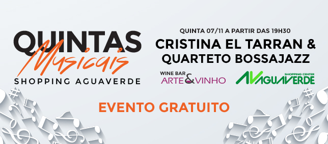 Quintas Musicais - 07/11/2019