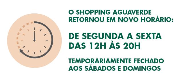 Reabertura do Shopping AguaVerde