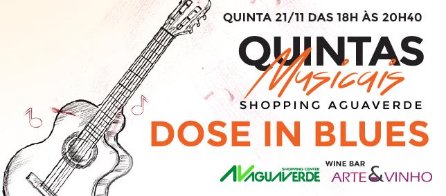 Quintas Musicais - 21/11/2019